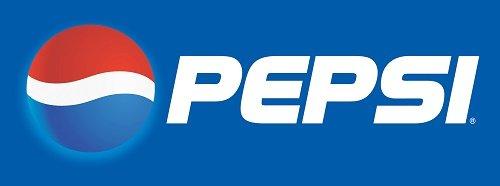 Logo Pepsi vô cùng dễ nhớ