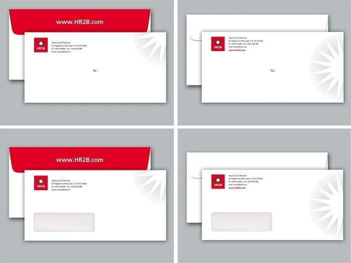 Tùy mục đích sử dụng mà bạn nên chọn loại giấy in phong bì thích hợp