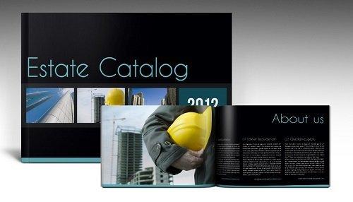 Một mẫu Catalog điển hình