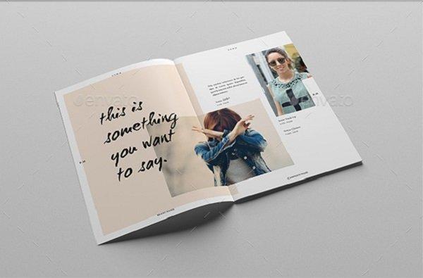 Điểm nhấn từ Catalogue thời trang