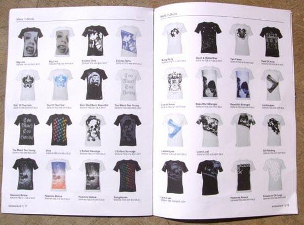 catalogue thời trang mới