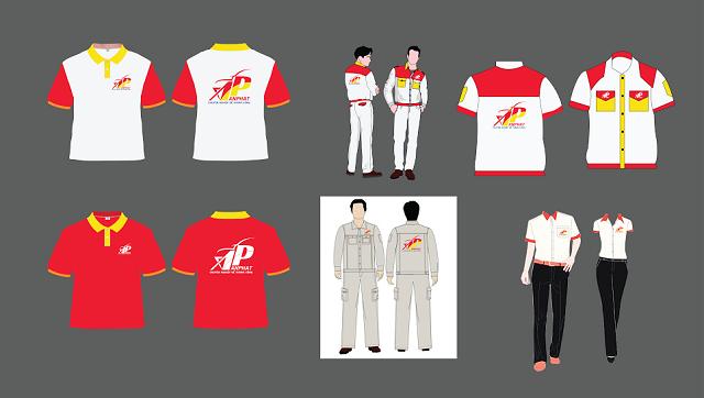 Đồng phục cần được làm đồng bộ với bộ nhận diện thương hiệu