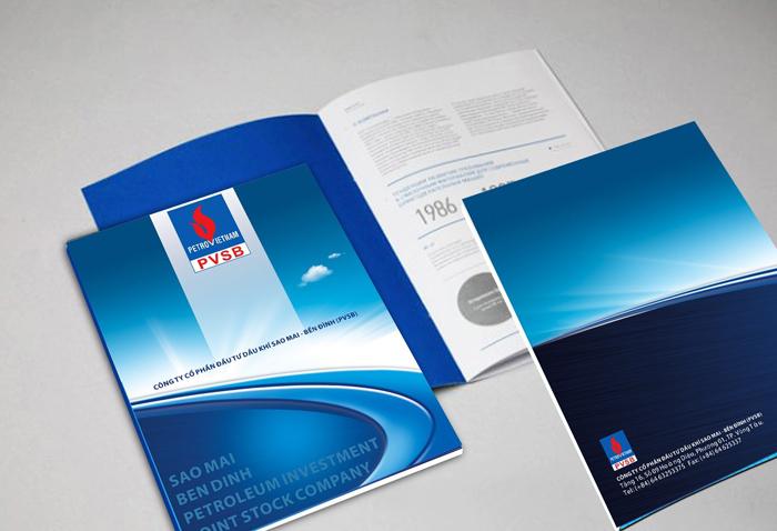 Trước khi thiết kế catalog cần xây dựng quy trình và ý tưởng