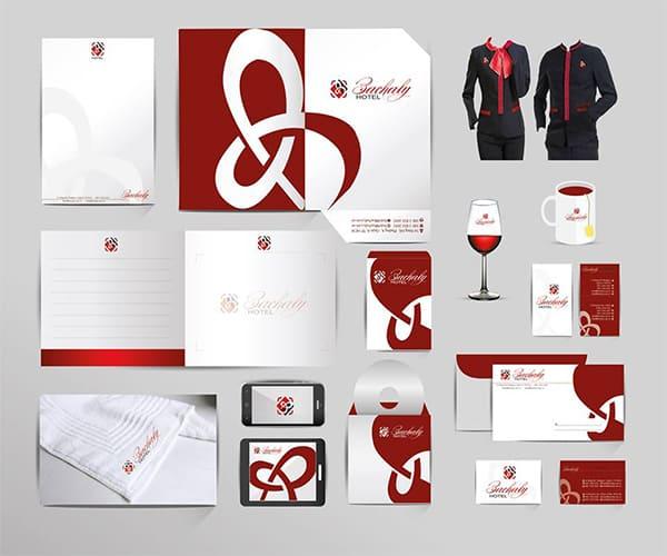 xây dựng bộ nhận diện thương hiệu