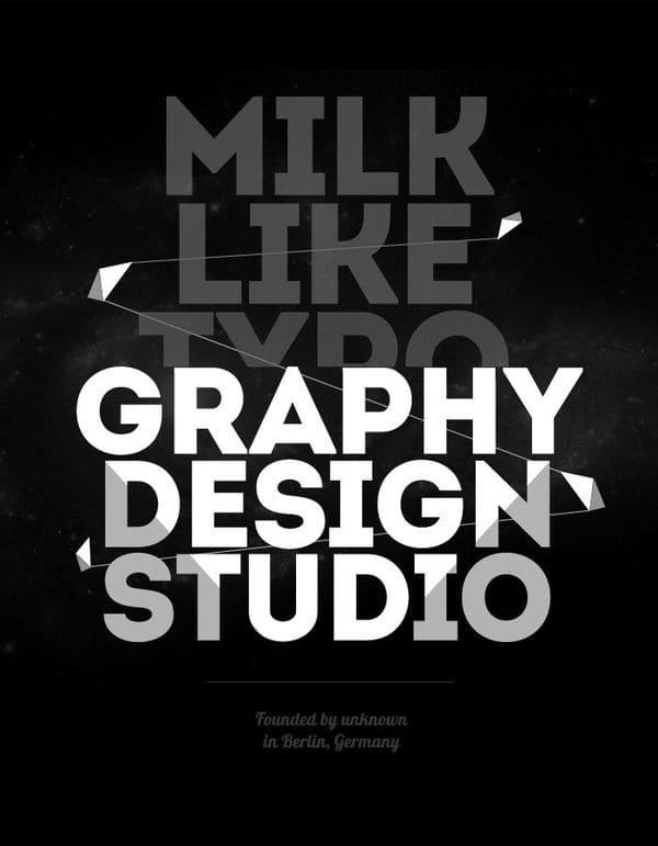 font chữ logo thiết kế