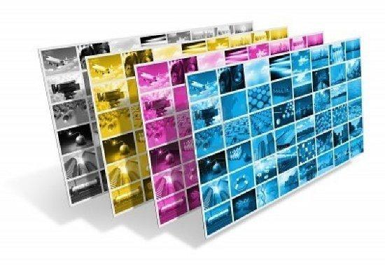 output film ra 4 tấm màu cơ bản