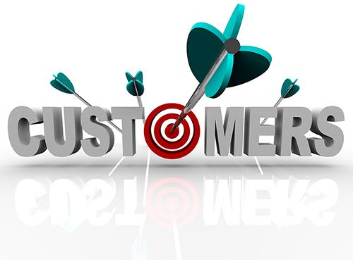 Cần nhắm đến khách hàng mục tiêu của doanh nghiệp