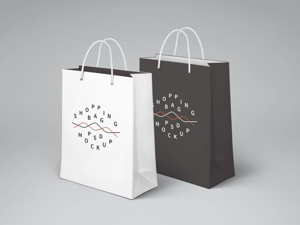 thiết kế túi giấy sáng tạo