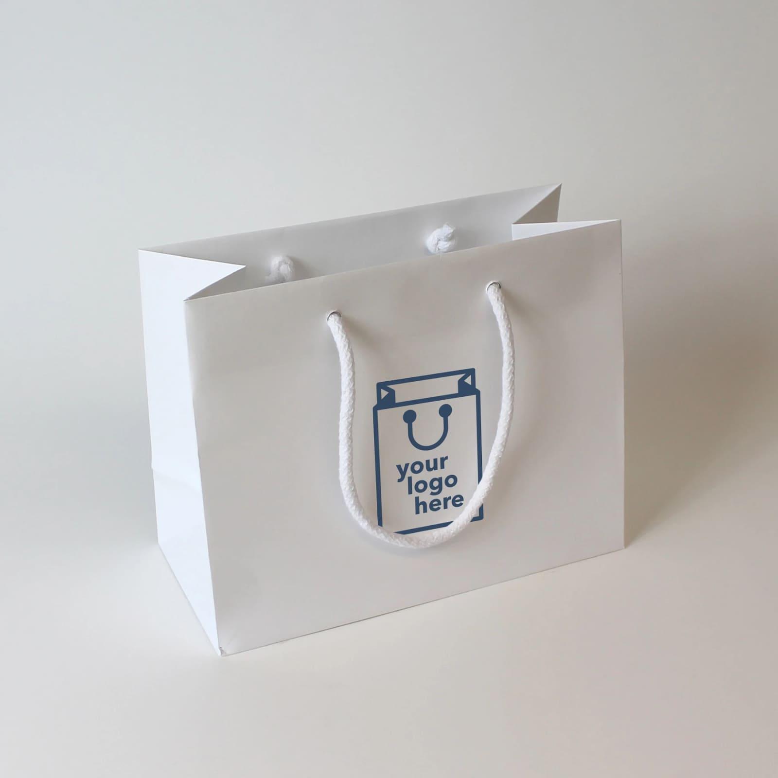 túi giấy thiết kế mẫu đơn giản