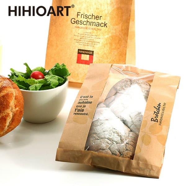 túi giấy đựng thực phẩm hcm
