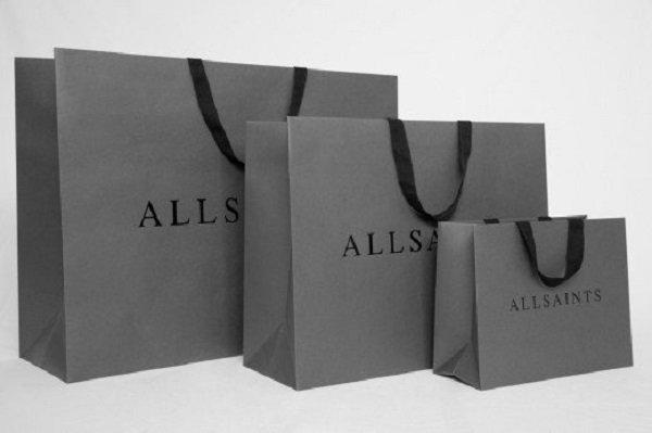 Túi giấy cao cấp allsaints