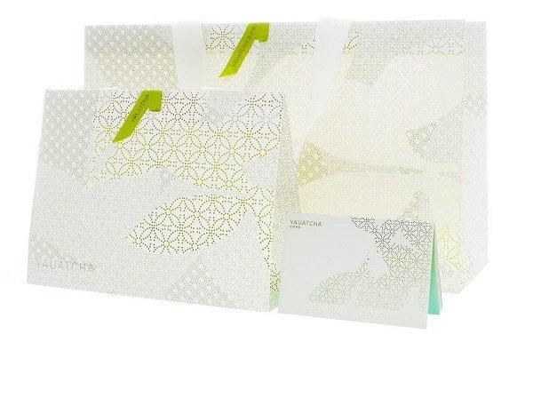 Túi giấy họa tiết ánh kim