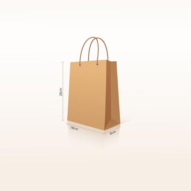 Túi giấy Kraft mini nhỏ xinh
