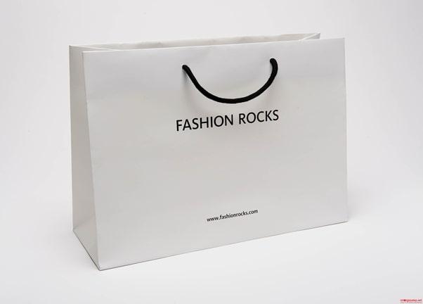 In túi giấy kraft thời trang cho shop