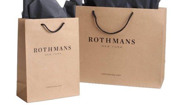 Kết quả hình ảnh cho túi giấy tại các shop thời trang