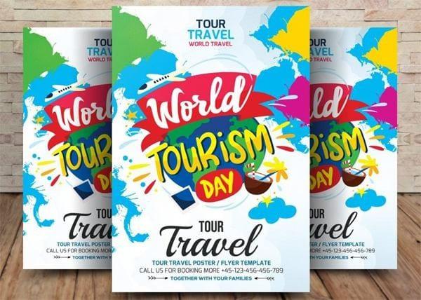 tờ rơi quảng cáo du lịch