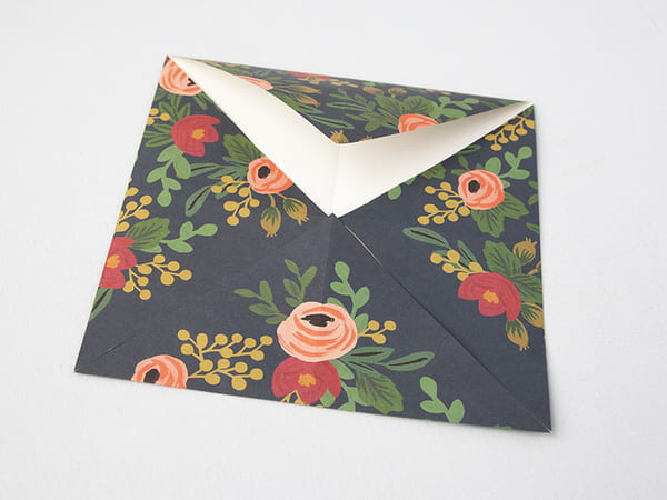 cách gấp hộp giấy đơn giản