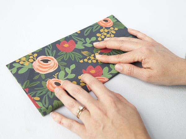 cách gấp hộp giấy đựng đồ