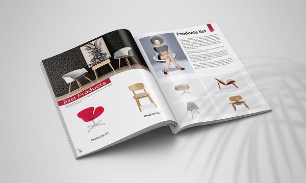 catalogue sản phẩm bàn ghế