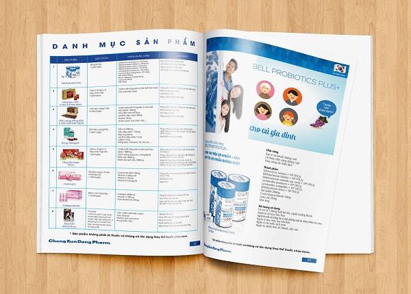 catalogue sản phẩm gia đình