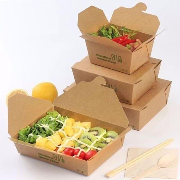 hộp giấy an toàn thực phẩm