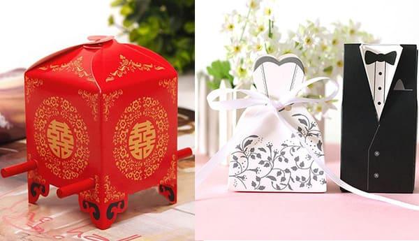 hộp quà tặng giấy