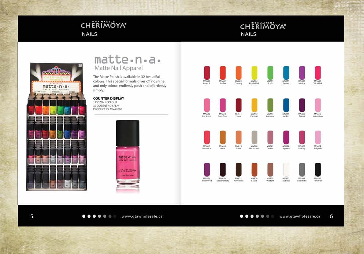 nice catalogue template