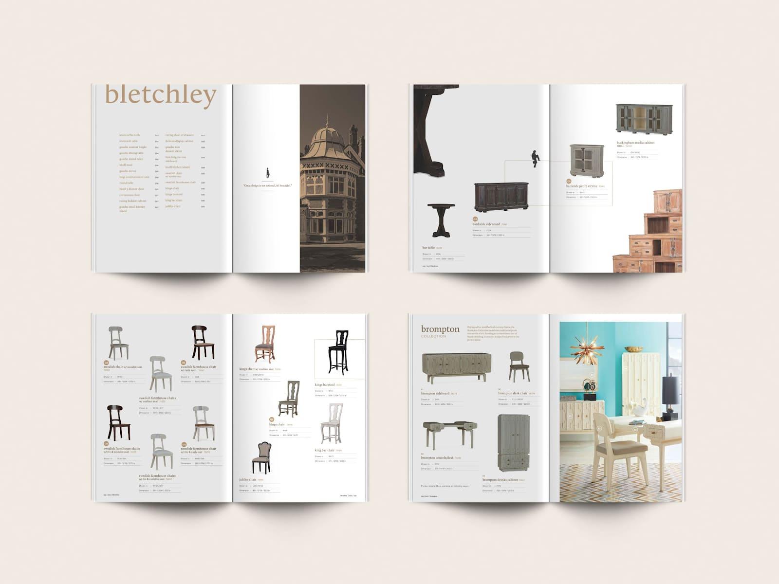 thiết kế catalogue cho doanh nghiệp