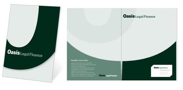 In ấn bìa hồ sơ