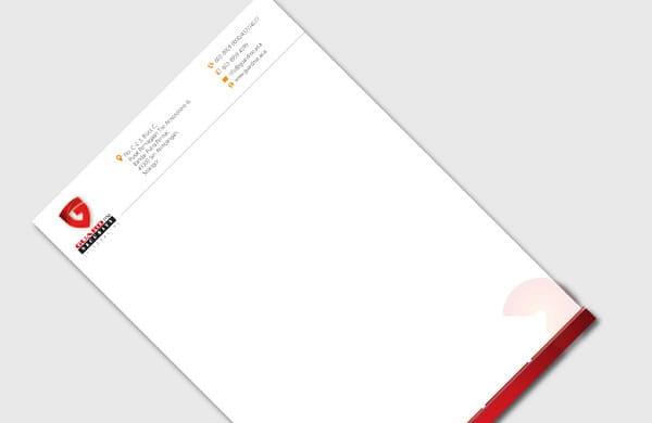mẫu giấy tiêu đề doanh nghiệp