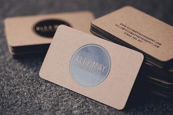 name card thịnh hành