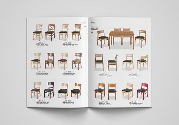 catalogue nội thất đồ gỗ