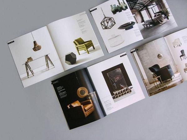 Những mẫu catalogue nội thất đẹp, ấn tượng