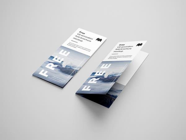 dịch vụ in ấn thiết kế tờ rơi gấp 3