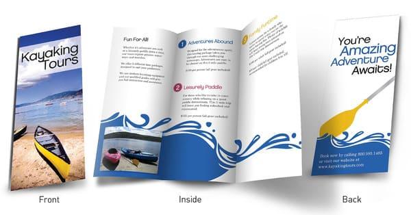 leaflet tiếng Anh