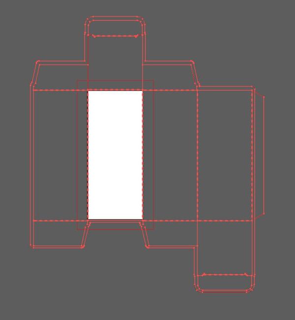 mẫu thiết kế hộp giấy