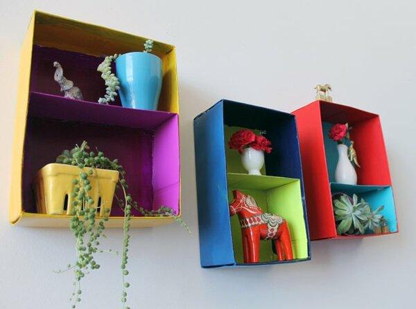 tái chế vỏ hộp giấy