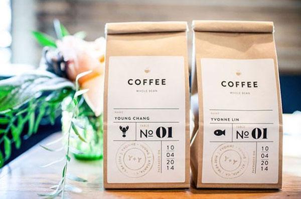 túi cà phê