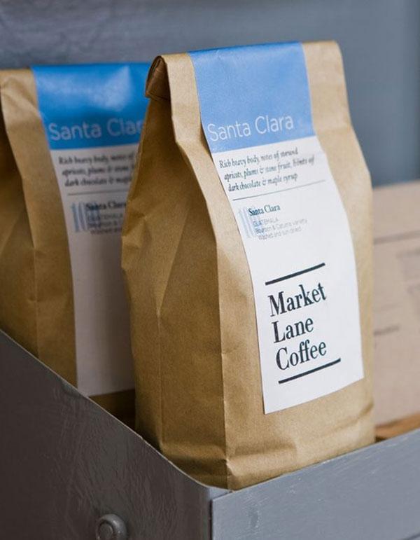 túi đựng cafe bột