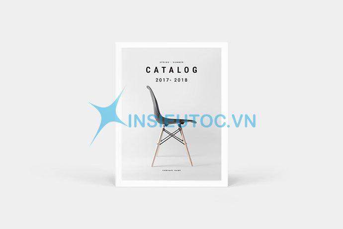Thiết kế catalog nội thất Hiện Đại