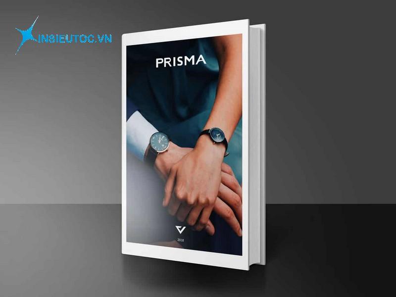 trang bìa catalogue đồng hồ