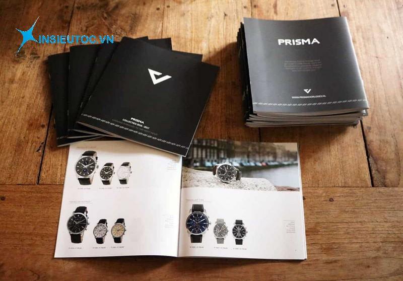 mẫu catalog đồng hồ