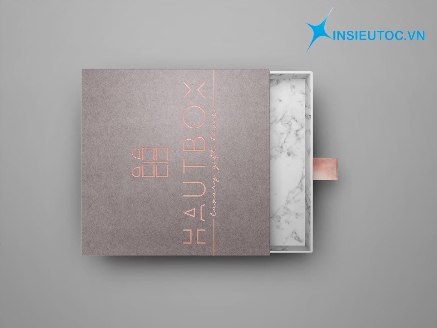high-grade cardboard box printing