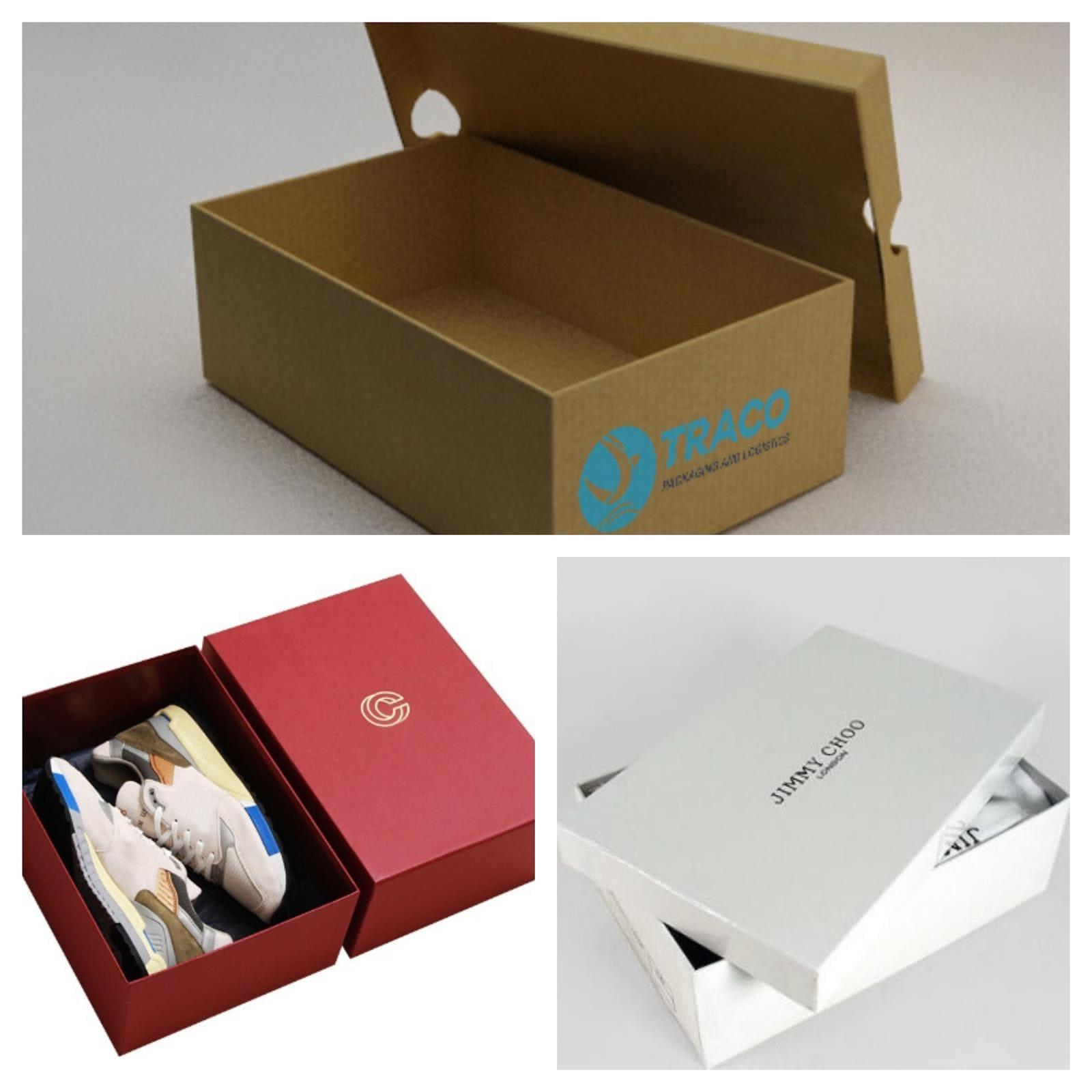 làm hộp giấy đựng giày
