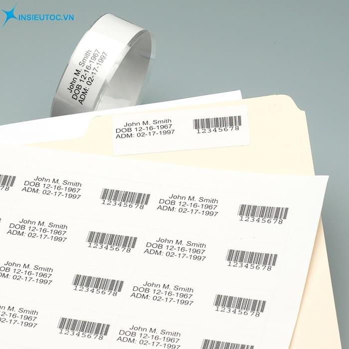 dịch vụ in nhãn giấy