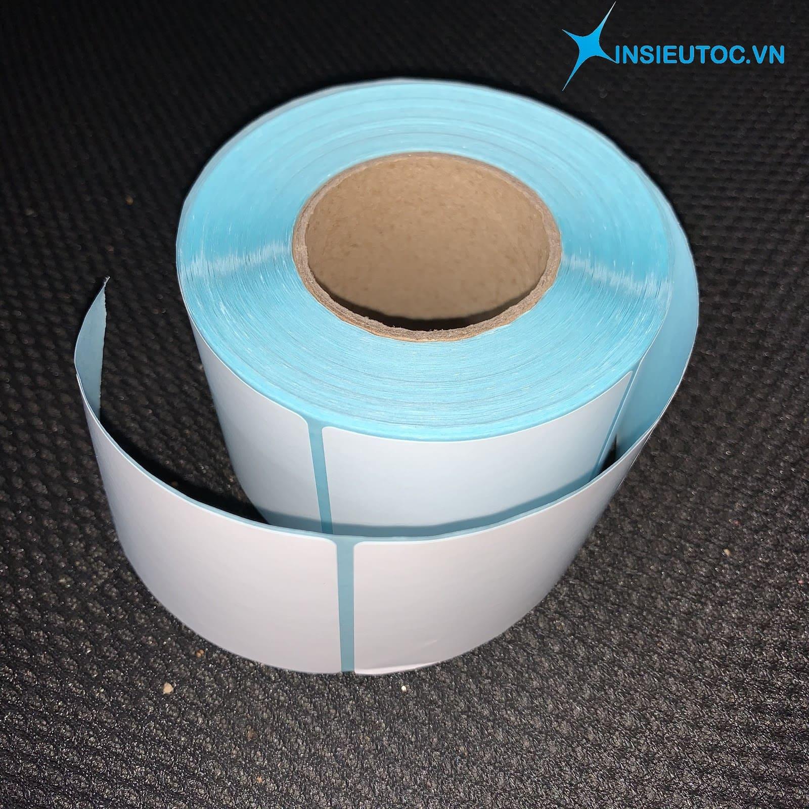giấy in tem nhãn mã vạch