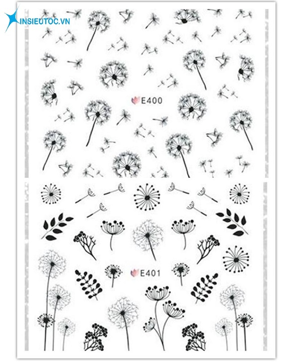 các mẫu sticker đẹp đơn giản - In Siêu Tốc