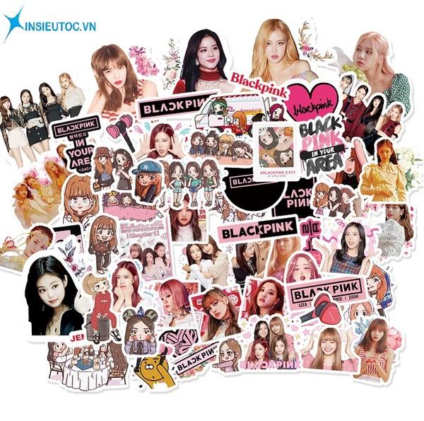 các mẫu sticker idol đẹp - In Siêu Tốc