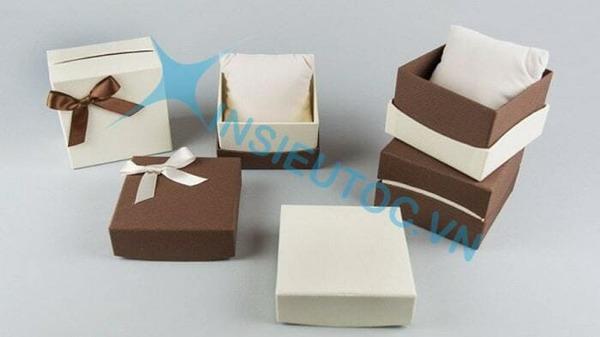đặc điểm của bao bì hộp giấy đẹp - In Siêu Tốc