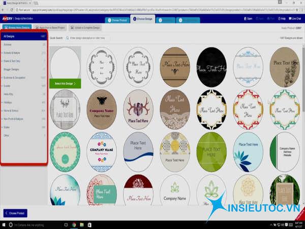 download phần mềm thiết kế nhãn mác - In Siêu Tốc
